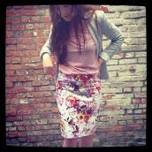 tutorial basic skirt
