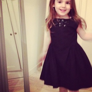 tutorial LBD little girl