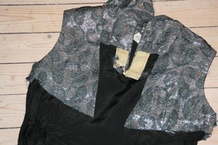 leftover dress