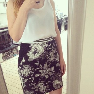 mix and match skirt fitting