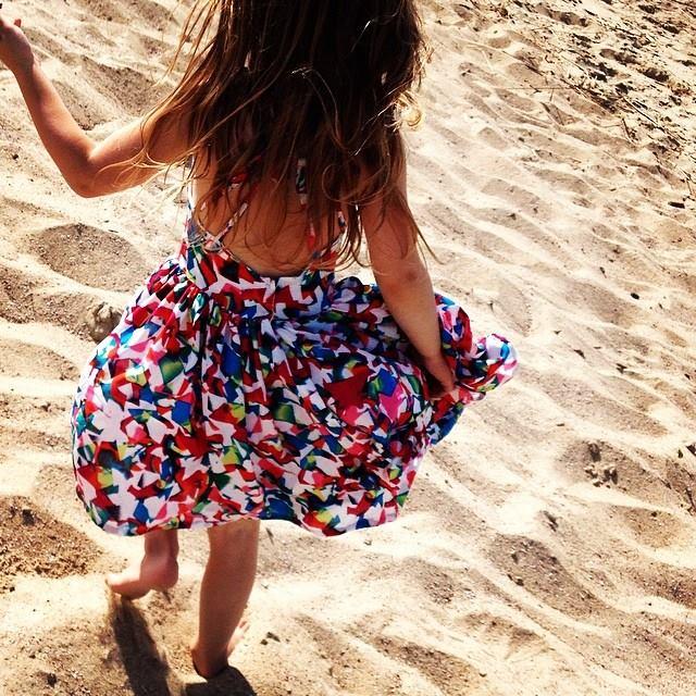 summer dress for girls